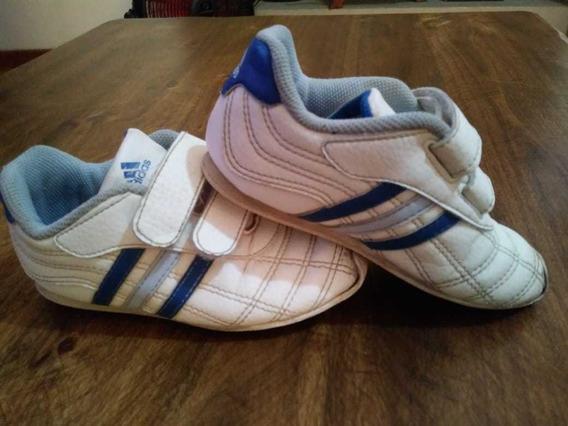 Par De Zapatillas adidas Talle 24 Muy Buen Estado