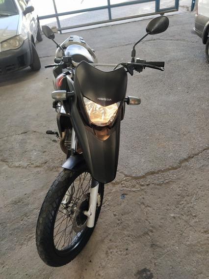 Honda Xre 300 Preta Nova