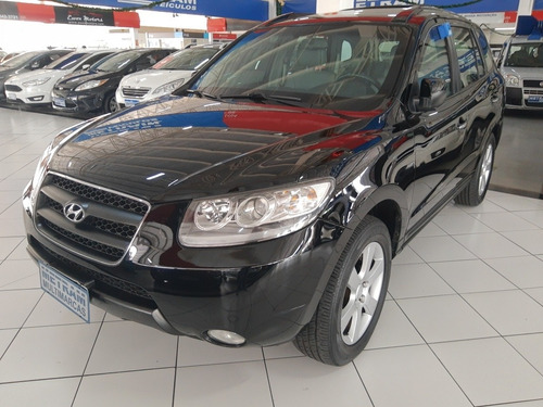 Hyundai Santa Fe 2.7 4wd Blindada