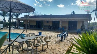 Chácara Residencial Para Venda E Locação, Jardim Viviane, Campo Magro - Ch0035. - Ch0035