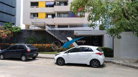 Apartamento À Venda 3 Quartos - Madalena - Recife/pe - Ap5266