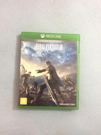 Final Fantasy Xv Edição Day One Xbox One Original