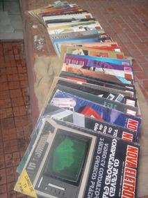 Revistas Nova Eletrõnica Dos Anos 1978/79/80/81/82/83
