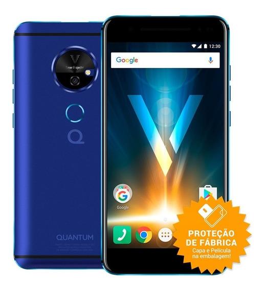 Smartphone Quantum V 64gb Octa-core 4g Dual Sim Android7.0 1