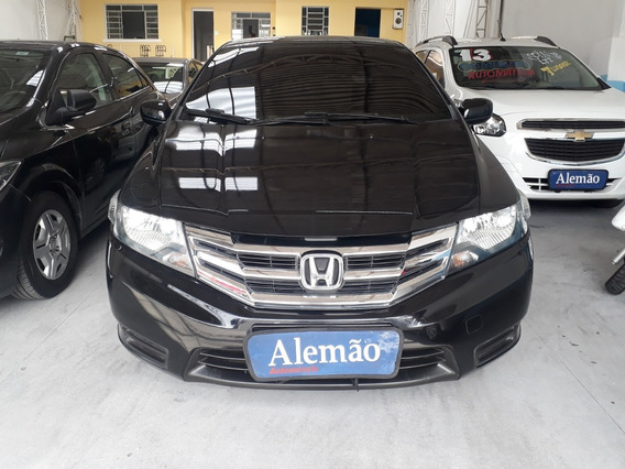 Honda City Lx 1.5 2013 - Baixa Quilometragem