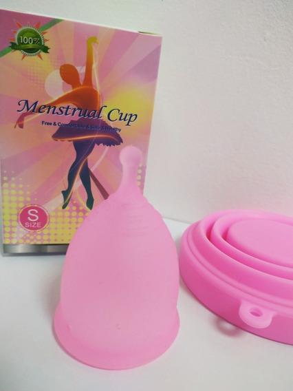 Copa Menstrual Original + Esterilizador Somos Tienda Física