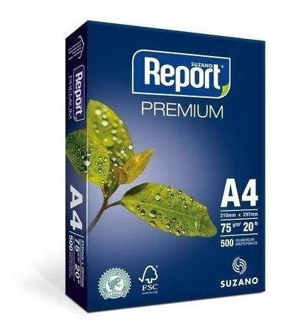 Papel A4 Multiuso 500 Folhas Gramatura 75 210mm X 297mm¿