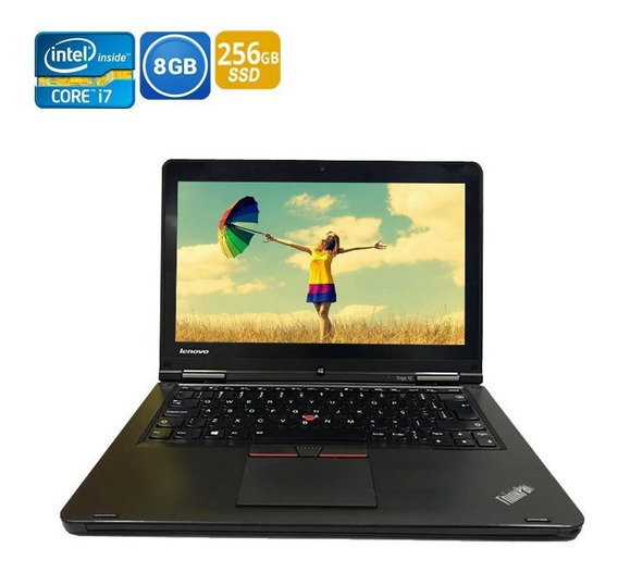 Notebook Lenovo Thinkpad Yoga 12 Core I7-5600 8gb + Ssd256gb