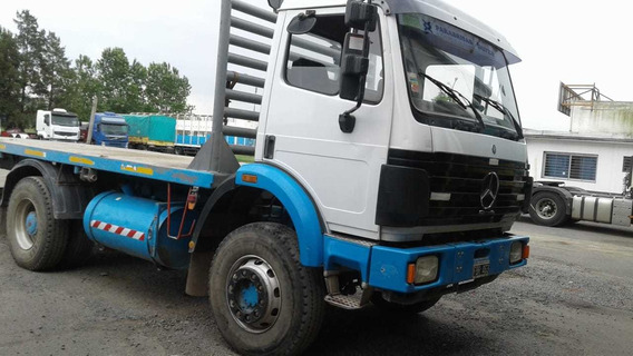 Mercedes Benz 1820 Doble Traccion Oportunidad