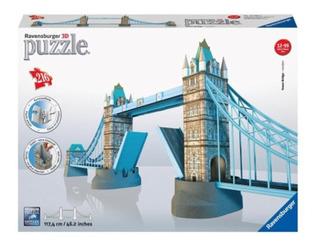 Rompecabezas 3d Tower Bridge London 216pzs Ravensburger