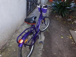 Bicicleta Nena Rodado 14
