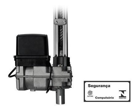 Kit Motor De Portão Eletrônico Basculante Ppa 1/4hp