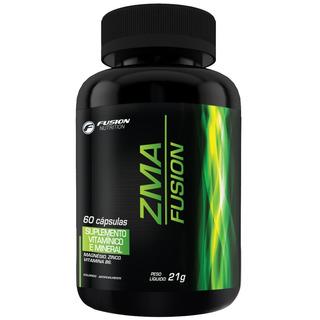 Zma Fusion - 60 Cápsulas - Fusion Nutrition