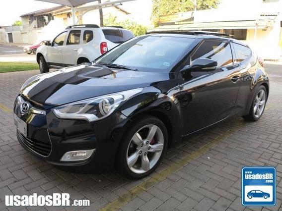 Hyundai Veloster 2011/2012 Completissimo! O Melhor Preço!