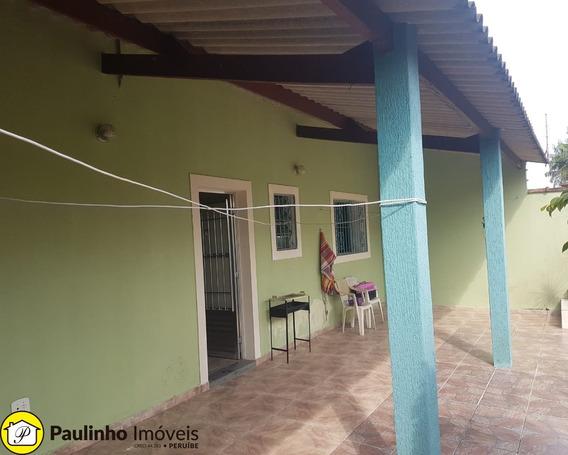 Casa Tipo Edícula Para Locação Definitiva Em Peruíbe - Ca03324 - 34632601