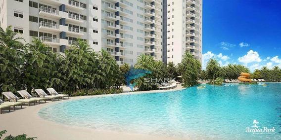 Apartamento Com 3 Dormitórios À Venda, 68 M² Por R$ 430.000 - Alphaville Empresarial - Barueri/sp - Ap0016