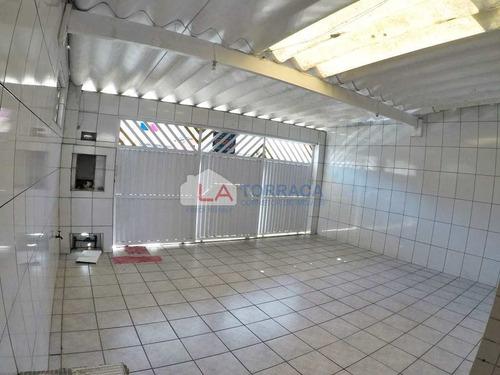 Ref. 13811 - Sobrado Geminado - 3 Dormitórios -  Churrasqueira - V13811