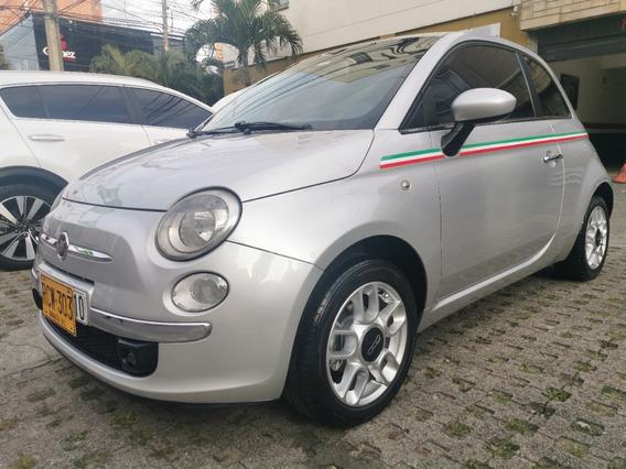 Fiat 500 Sport 1.300 Cc Mecánico 2010