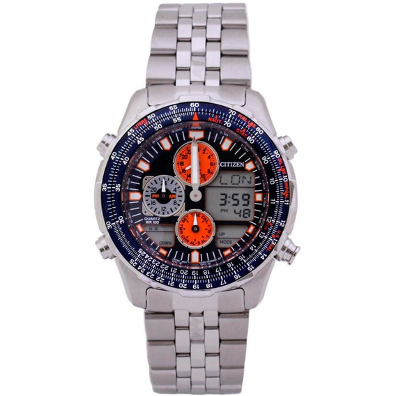 Relógio Citizen - Navihawk - Jn0121-82l