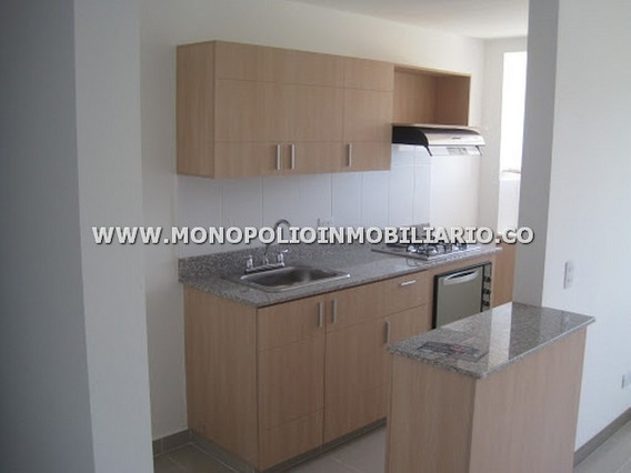 Privilegiado Apartamento Renta Sabaneta Cod16178