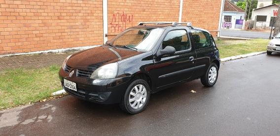 Renault Clio 2012 1.0 16v Flex