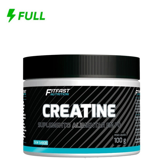 Creatina Creatine Fit Fast Nutrition 100g