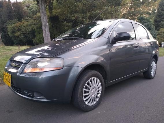 Chevrolet Aveo 1,6 Sedan Mec.a.a. D.h.