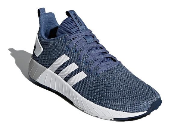 adidas Zapatillas Running Hombre Questar Byd Azul Acero