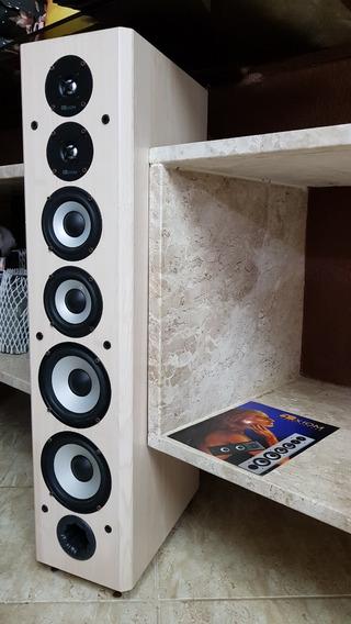 Caixa De Som Para Home Theater - Torre Axiom M80 - Precinho!