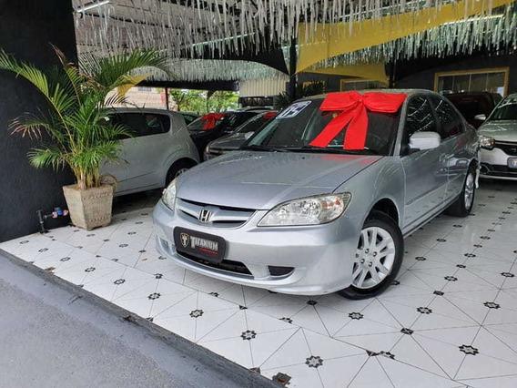 Honda - Civic Lx 2005