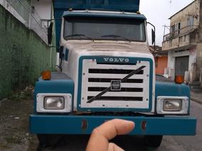 Volvo Basculante/6x4/caçamba/traçado/motor Desmontado/87