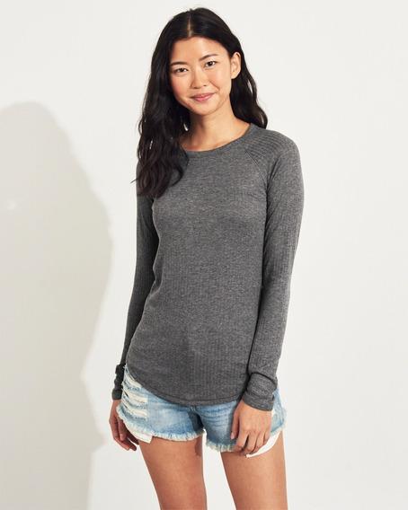 Camiseta Hollister Feminina Casacos Gap Camisas Abercrombie