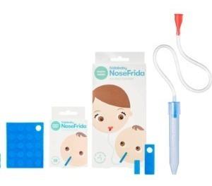 Aspirador Nasal C/filtro- Bebés Y Niños