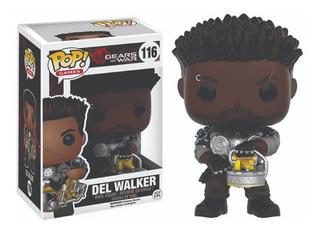 Funko Pop : Gears Of War - Del Walker #116
