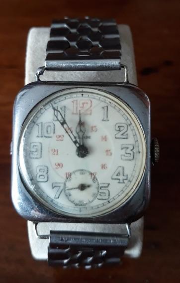Antigo E Raro Relógio Militar De Coleção | Slam