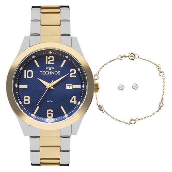 Relógio Technos Elegance 2115kzu/k5a Trend