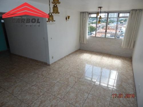 Imagem 1 de 15 de Jd. Bonfiglioli/jd. Bizarro - 3 Dorms. - 1 Vaga - Andar Alto - 351277c