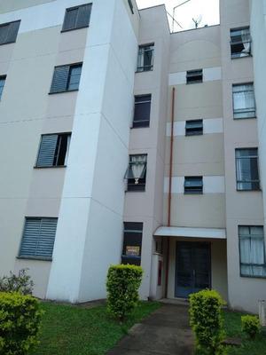 Apartamento Em Condomínio Alvorada I, Valinhos/sp De 49m² 2 Quartos À Venda Por R$ 180.000,00 - Ap220551