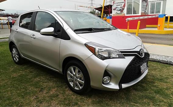 Toyota Yaris Hb Premium Aut Ac 2015