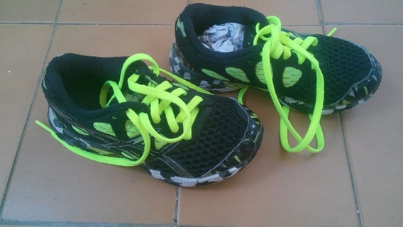 Zapatos Asics Gel De Niño