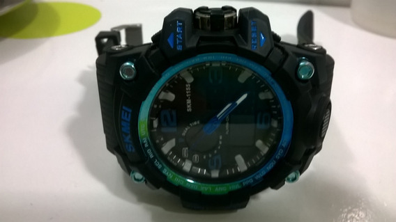 Relogio De Pulso Militar Do Exército Sport Watch