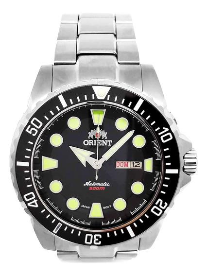 Relógio Orient Kit Masculino Automático 469ss073 P1sx