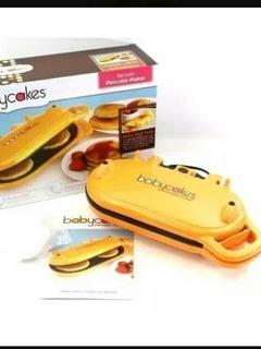 Máquina Para Hacer Pancakes Babycakes Y Freír Huevos