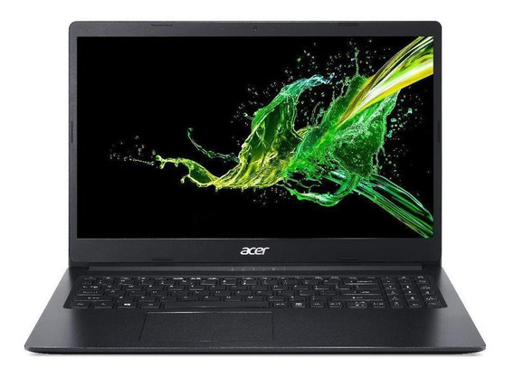 Notebook Acer Aspire 3 A315-34-c6zs Celeron N4000 4gb 1tb