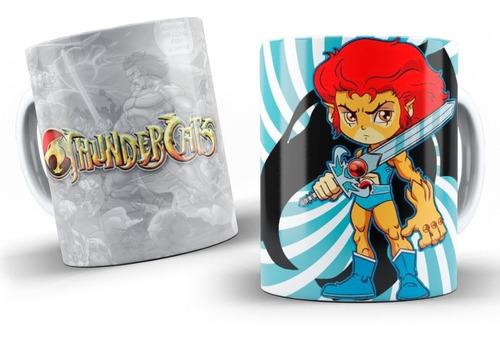 Imagem 1 de 9 de Canecas Personalizadas Thundercats !!!!