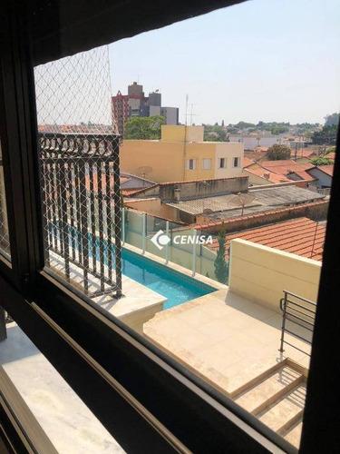 Imagem 1 de 13 de Apartamento Com 3 Dormitórios À Venda, 91 M² - Vila Areal - Indaiatuba/sp - Ap1227