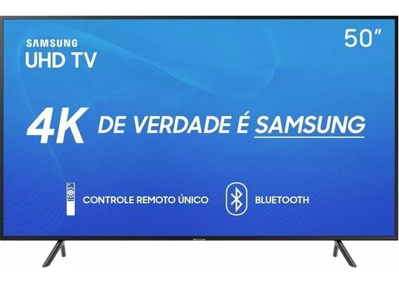 Smart Tv Led 50 Pol Uhd 4k Samsung, 3 Hdmi, 2 Usb, Bluetooth