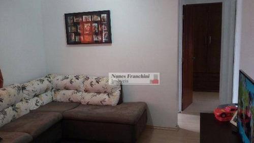 Apartamento À Venda, 53 M² Por R$ 255.000,00 - Vila Nova Cachoeirinha - São Paulo/sp - Ap4659