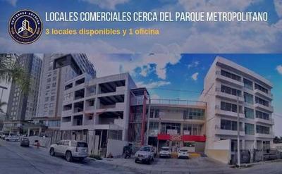 Locales Comerciales A Unos Metros Del Parque Metropolitano