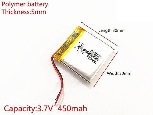 Bateria Para Rastreador Tk 303g Tk303g Tk-303g Carta